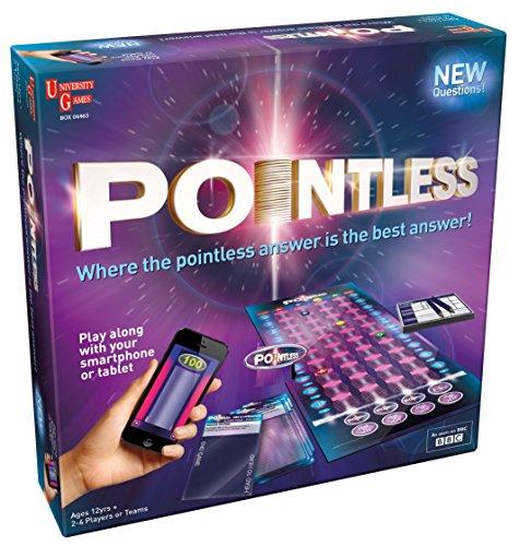 University Games BOX-04463 Pointless Game