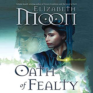 Oath of Fealty                   By:                                                                                                                                 Elizabeth Moon                               Narrated by:                                                                                                                                 Jennifer Van Dyck                      Length: 17 hrs and 33 mins     868 ratings     Overall 4.4