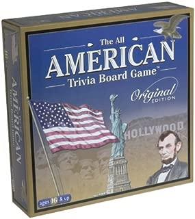 All American Trivia Board Game