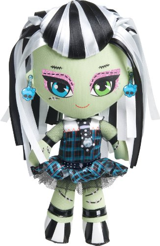 Monster High Stylisé Frankie Stein Peluche