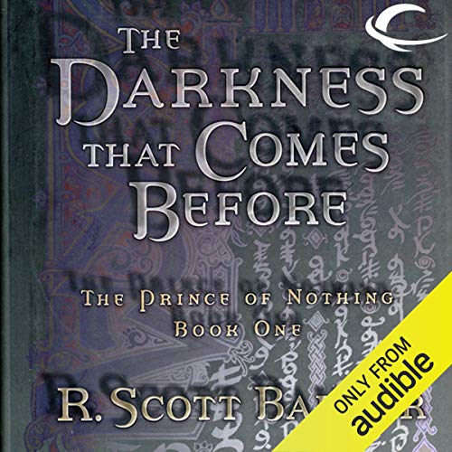 Couverture de The Darkness That Comes Before