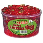 haribo happy cherries, 1200g tub Haribo Happy Cherries, 1200g Tub 51WBVOMq0LL