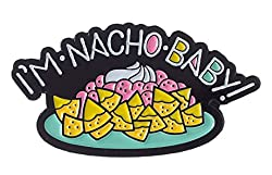 I'm Nacho Baby Enamel Pin by Sourpuss