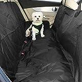 Cubreasientos para perros Yatek + cinturón de seguridad ajustable, hecho de tela oxford 600D de...