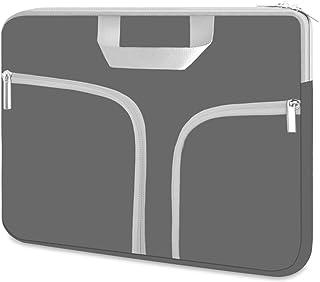 HESTECH Chromebook ケース360°保護ノートパソコン ケース 11.6~12.5インチMacBook/ iPad ラップトップスリーブ グレー
