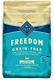 Blue Buffalo Freedom Grain Free Natural Indoor Adult Dry Cat Food,...
