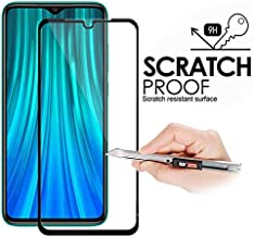 VINTO-Phone Screen Protectors - 3-in-1 Glass + Case For Redmi Note 8 T 8A Screen Protector Tempered Glass Xiaomi-Redmi-8A Camera Protector Redmi Note 8Pro Glass (Front Glass Only Redmi Note 8 Pro)