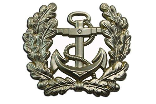 Erich Fritzsch KG Barettabzeichen Marine Bundesmarine Mützenabzeichen Bundeswehr BW Gold