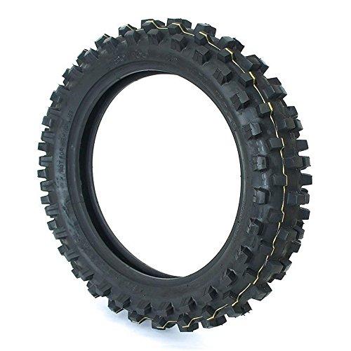 Pneumatico/Gomma 12' posteriore - VEE RUBBER VRM-273 80/100-12 Pit bike/Pitbike