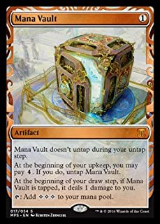 Best mtg mana vault kaladesh Reviews