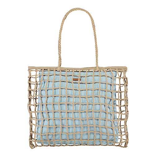 Barts dames Shopper Lyria light blue (blauw beige)