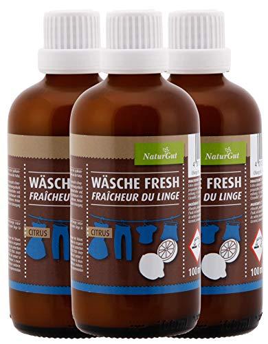 3er Set Sparpaket Wasche Fresh Citrus Wäscheduft Frische für die Wäsche