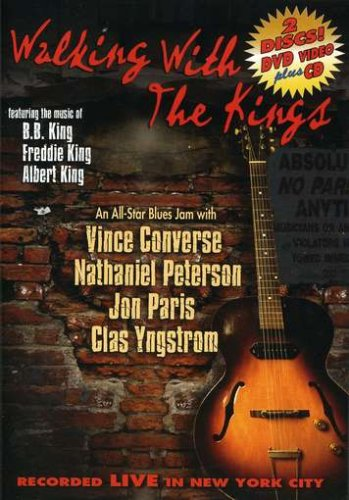 Walking with the Kings an All-Star Blues Jam