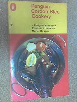 Paperback Penguin Cordon Bleu Cookery Book