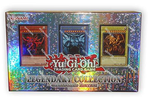 Yugioh! Legendary Collection 1 Gameboard Edition Englisch