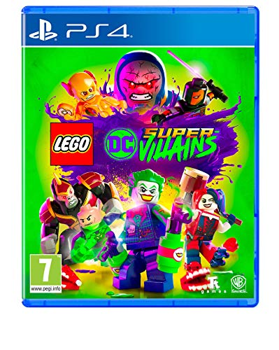 Lego DC Super Villains/ PS4 [