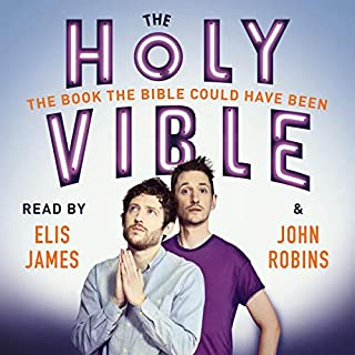 Elis and John Present the Holy Vible cover art