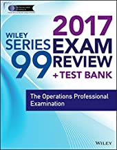 Wiley FINRA Series 99 Exam Review 2017: The Operations Professional Examination