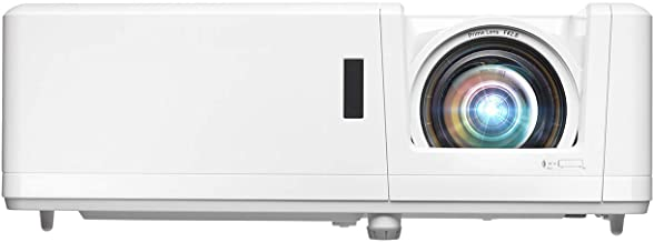 Optoma ZH406ST Short Throw Full HD Professional Laser Projector | DuraCore Laser Technology | High Bright 4200 lumens | 4K...