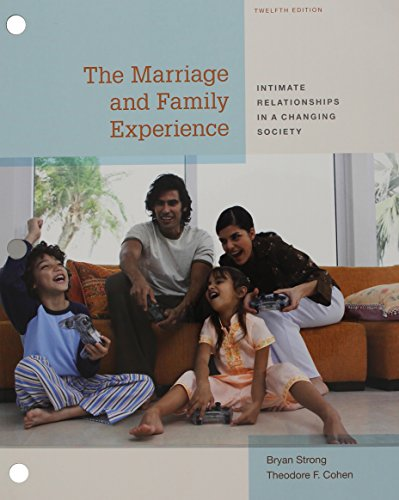 Bundle: Cengage Advantage Books: Cengage Advantage Books: The Marriage and Family Experience: Intimate Relationships in