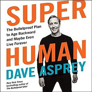 Page de couverture de Super Human