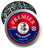 Crosman Premier Lead Pellets (500-Count)