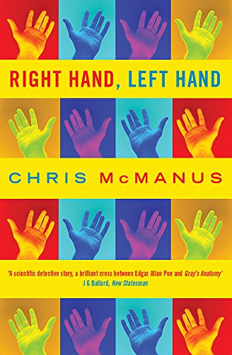 Right Hand, Left Hand: The multiple award-winning true life scientific detective story