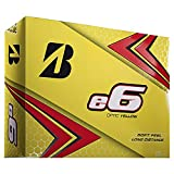 Briddgestone 2019 e6 Yellow Golf Balls (One Dozen)