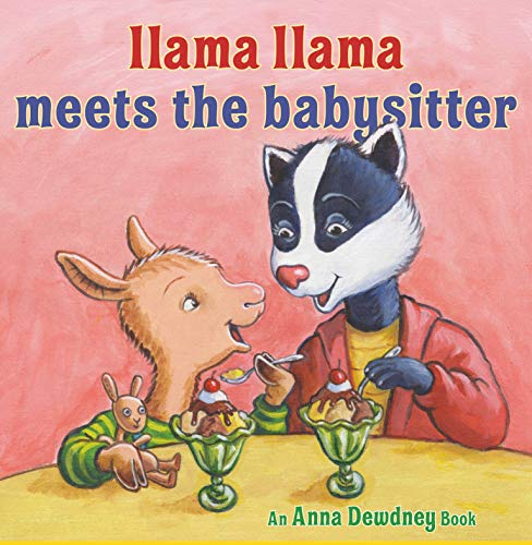 Llama Llama Meets the Babysitter Book Now $4.00 (Was $18.99)