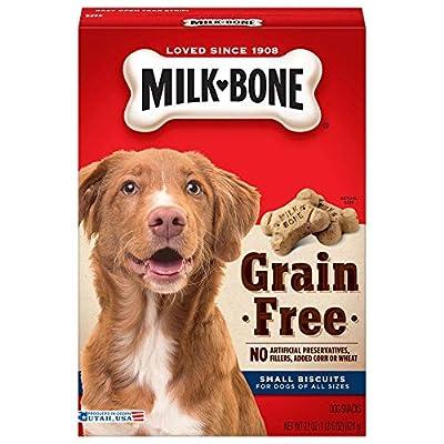Milk-Bone Grain Free Dog Biscuits, 22 oz.