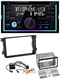 caraudio24 JVC KW-R920BT Bluetooth 2DIN AUX CD MP3 USB Autoradio