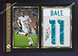 SGH SERVICES Gerahmtes Poster Gareth Bale Fotodruck,