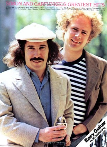 Simon And Garfunkel Greatest Hits (Melody, Lyrics & Chords): Noten für Gesang, Gitarre (Paul Simon/Simon & Garfunkel)