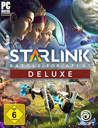 Starlink: Battle for Atlas - Deluxe Edition - Deluxe   [PC Code - Uplay]