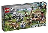 LEGO 75941 JurassicWorld IndominusRexvs.Ankylosaurus, Juguete de Construcción