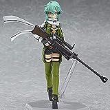 ZHTY Sword Art Online Asada Shino Figura de acción Colección Animated Personaje Modelo Estatua Decoración - Regalos de cumpleaños para niños Song