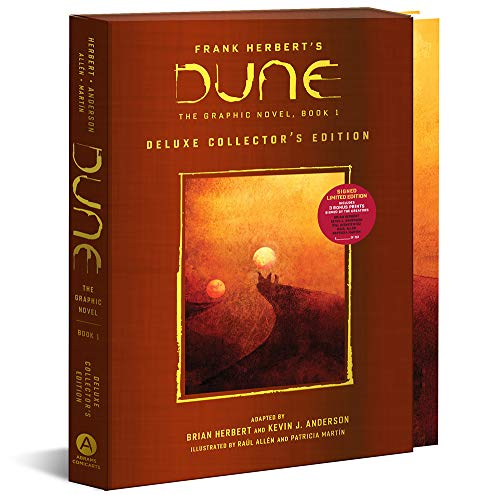 DUNE: The Graphic Novel, Book 1: Deluxe Collector's Edition (Signed Limited Edition) (Volume 1)