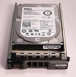 9W5WV ST91000640SS DELL 1TB 7.2K SAS 2.5 6Gbps HDD W/G176J TRAY/CADDIE [並行輸入品]