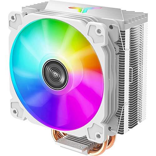 xiaoxioaguo CR1000 blanco CPU enfriador i5 amd am4 silencio streamer colorido ordenador CPU ventilador