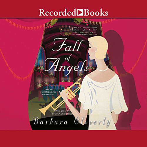 Fall of Angels audiobook cover art