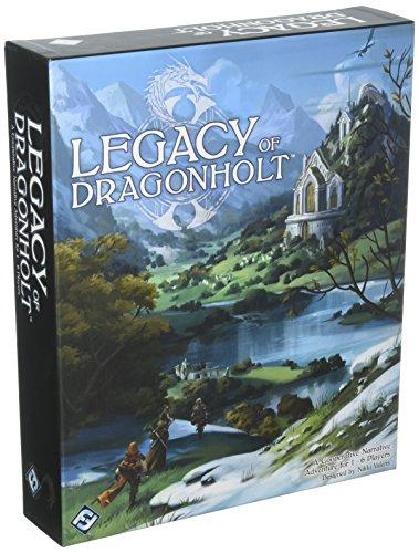 Fantasy Flight Games FFGORA01 Legacy of Dragonholt