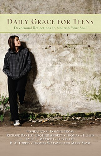 Daily Grace for Teens (Daily Grace Series) (English Edition)