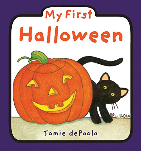 My First Halloween (English Edition)