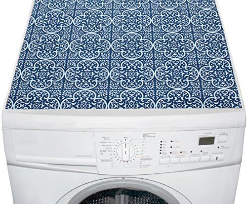 Friedola Waschmaschinenauflage andalusische Fliesen ca. 60x60 cm - Made in Germany