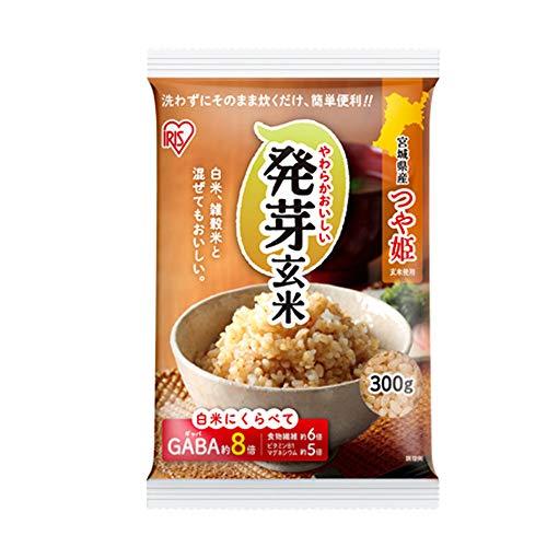 アイリスオーヤマ 発芽玄米 300g
