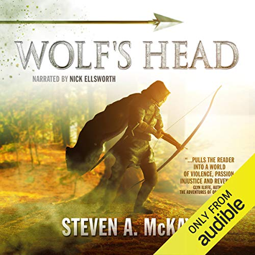 Wolf's Head cover art