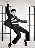 PERFECT POSTERS A4 'Elvis Presley' Jailhouse Rock, Poster