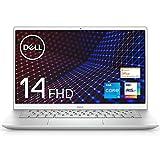 【MS Office Home&Business 2019搭載】Dell ノートパソコン Inspiron 14 5402 シルバー Win10/14FHD/Core i5-1135G7/8GB/256GB/Webカメラ/無線LAN NI554A-AWHBC