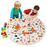 ALLCELE Board Games for Kids,Detective Game for Boys & Girls,Best Gift for Kids Age 5