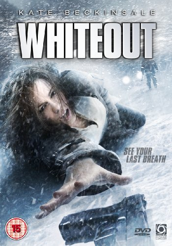 Whiteout [DVD] by Kate Beckinsale
